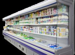 Пристінна холодильна вітрина Арізона 2.0 — Технохолод