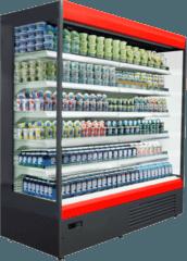 Холодильна гірка-регал AURA — UBC