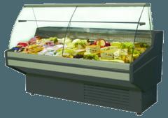 Холодильна вітрина NIKA — UBC