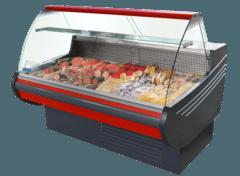 Холодильна вітрина MUZA — UBC