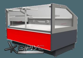 Холодильна вітрина GRACIA — UBC