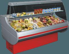 Холодильна вітрина Siena 2м — РОСС