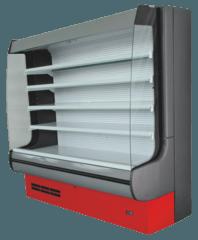 Холодильна гірка Modena 2м — РОСС