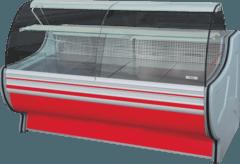 Холодильна вітрина Gold 1.6м — РОСС