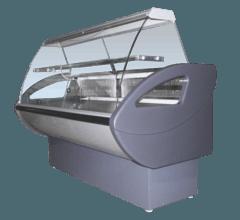 Холодильна вітрина Rimini 2м — РОСС