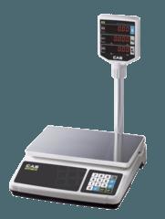 Ваги CAS PR-P електронні для магазинів