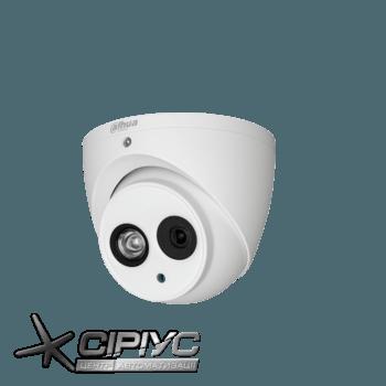 4 МП HDCVI відеокамера DH-HAC-HDW1400EMP