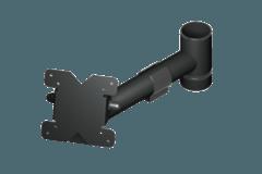 Горизонтальний тримач монітора 180 мм