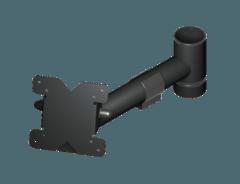 Горизонтальний тримач монітора 250 мм