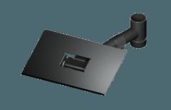 Тримач клавіатури (довжина консолі 180 мм)