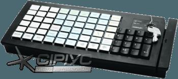 POS клавіатура KB 6800