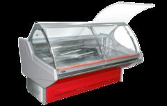Холодильна вітрина Джорджія середньотемпературна 1,4 метра