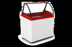 Морозильна вітрина для вагового морозива M300SL - Juka