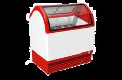 Морозильна вітрина для вагового морозива M300Q - Juka 7 видів морозива