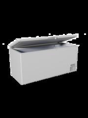 Морозильна скриня с глухою крышкою M1000Z — Juka