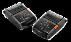 Мобільний принтер етикеток і чеків Bixolon SPP-R200IIIBK Bluetooth+USB