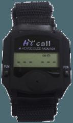 Пейджер у вигляді наручного годинника HiCall HCM-3030