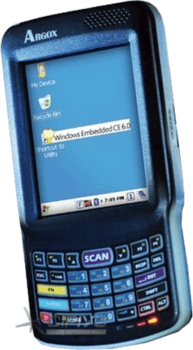 Термінал збору даних Argox PT-9230