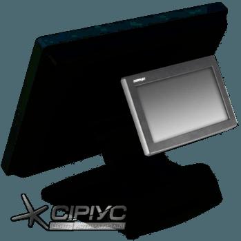 Дисплей покупця Posiflex PD-6307