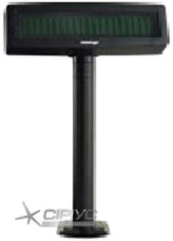 Дисплей покупця Posiflex PD-2602 RS232 USB