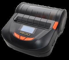 Мобільний принтер етикеток і чеків  REGO RG-MLP80B