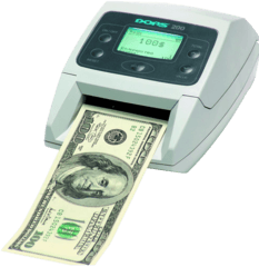 Детектор валют DORS 200 MI