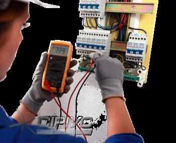 Ремонт та обслуговування діючих електромереж