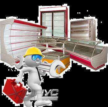 Обслуговування торгового обладнання