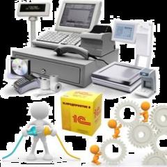 Налаштування — підключення торгових ваг , принтерів тощо