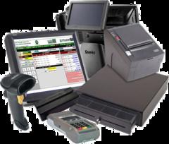 Встановлення програмного забезпечення торгового обладнання