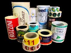 Флексографічний друк етикеток