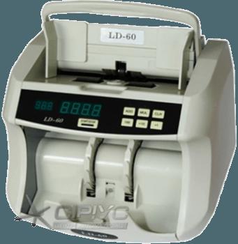 Лічильник банкнот Speed LD-60