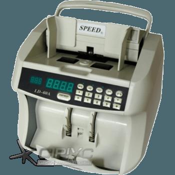 Лічильник банкнот Speed LD-60A