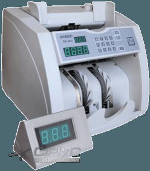 Лічильник банкнот Speed LD-40A
