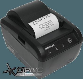 Принтер чеків Posiflex Aura 6900L (USB+Ethernet)