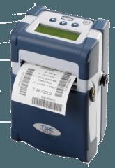 Мобільний принтер етикеток TSC M23