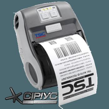 Мобільний принтер чеків TSC Alpha-3R Wi-Fi