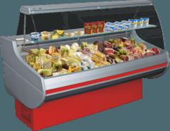 Холодильна вітрина Siena — РОСС