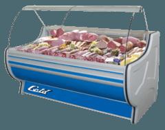 Холодильна вітрина Gold — РОСС