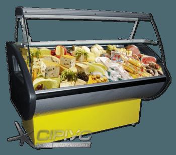 Холодильна вітрина Rimini — РОСС
