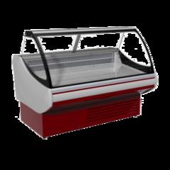 Холодильна вітрина Juka SGL160