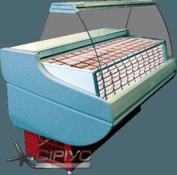 Морозильна вітрина Siena M — РОСС