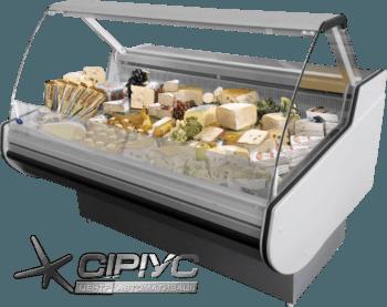 Гастрономічна холодильна вітрина Belluno — РОСС