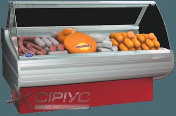 Холодильна вітрина Belluno-D — РОСС