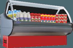 Холодильна вітрина Sorrento — РОСС