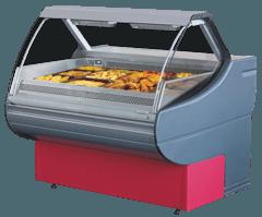 Теплова вітрина Sorrento-T для гарячих продуктів