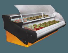 Холодильна вітрина Messina — РОСС