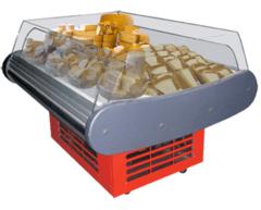 Демонстраційна холодильна вітрина Solerno — РОСС