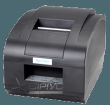 Принтер чеків XPrinter XP-T58NС
