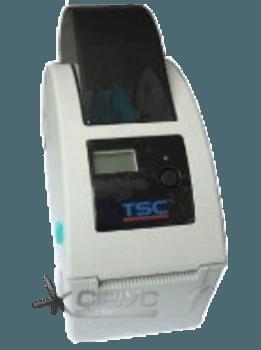 Принтер друку браслетів TSC TDP-225W (LCD+Ethernet)